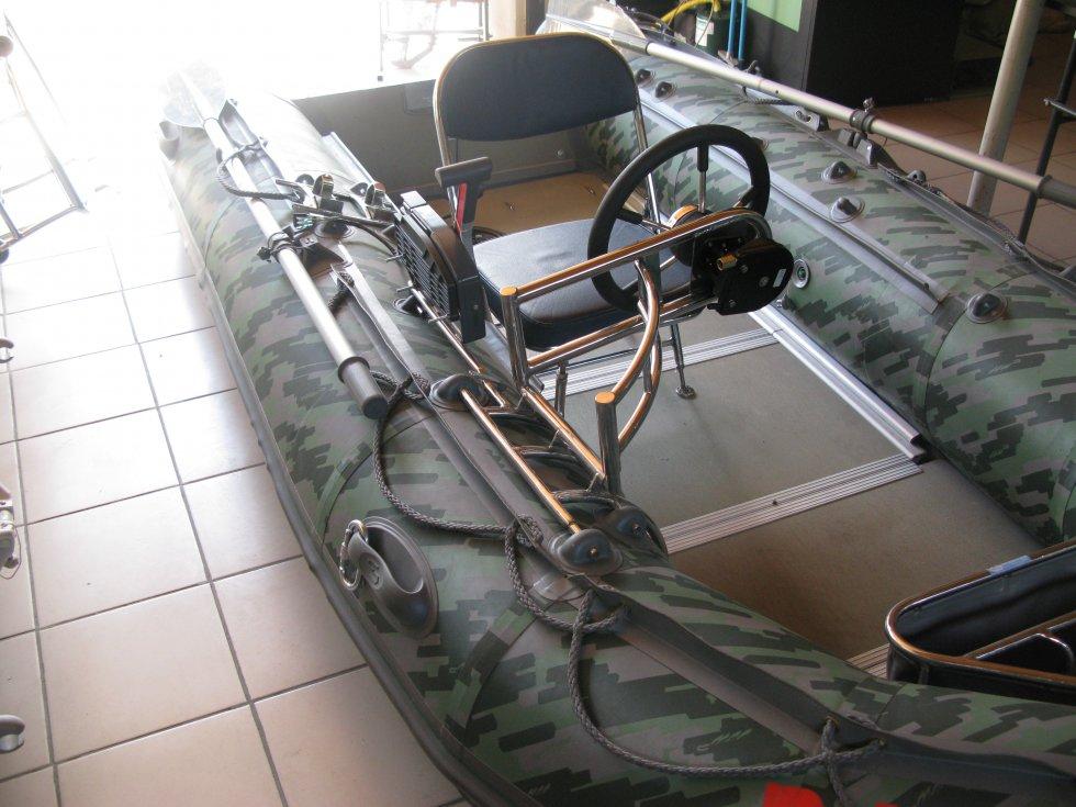 Купить рулевую консоль для лодки своими руками