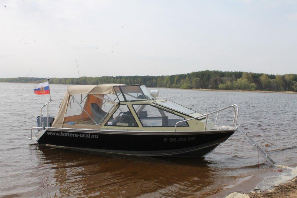лодка урал купить в спб