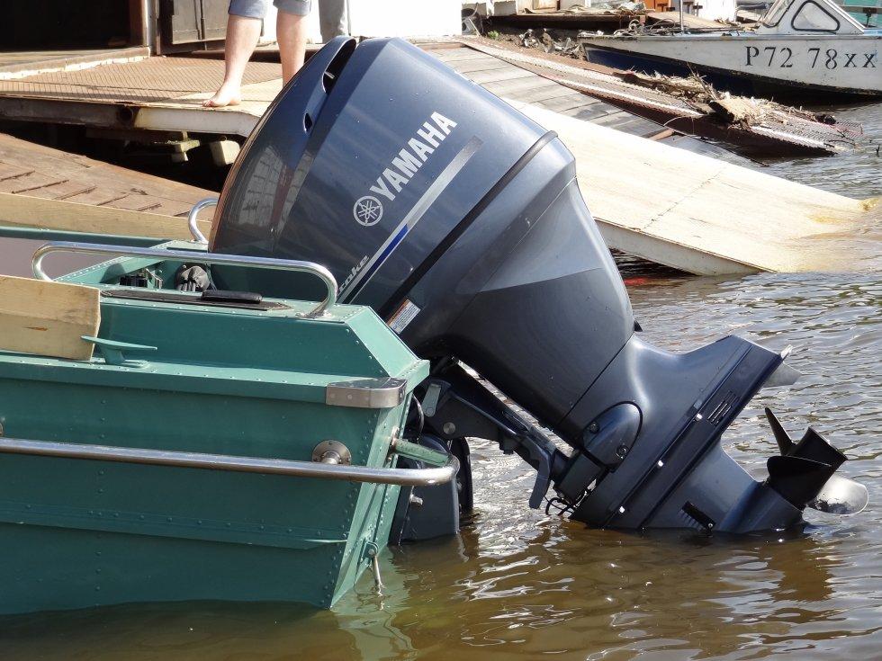 лодочные моторы с водометом форум