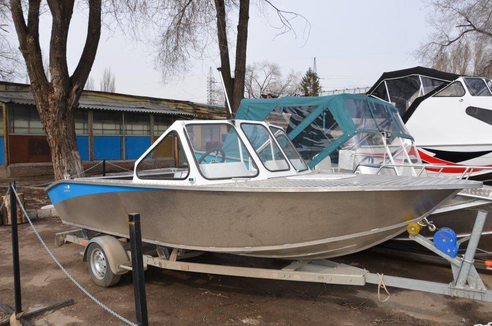 лодки самарского производства