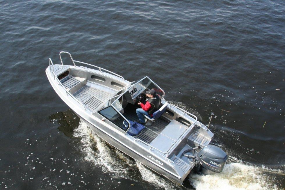 купить алюминиевую лодку ums