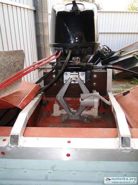 на подвесные лодочные моторы лифты