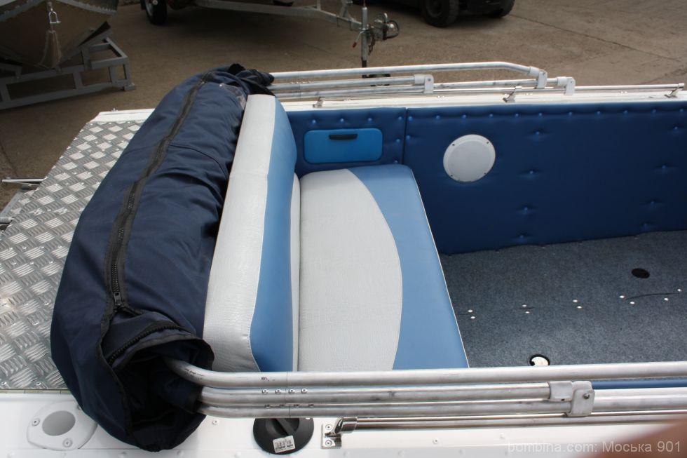 Мягкое сиденье лодку своими руками