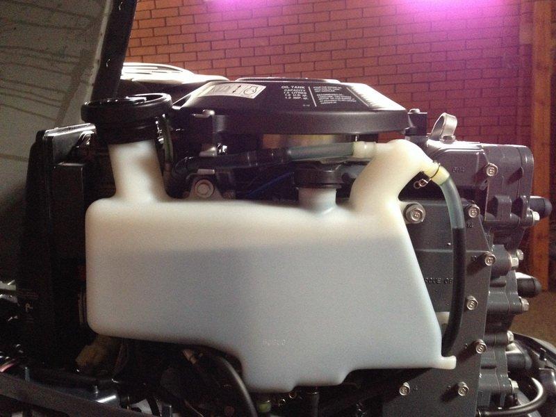 автомикс у лодочного мотора