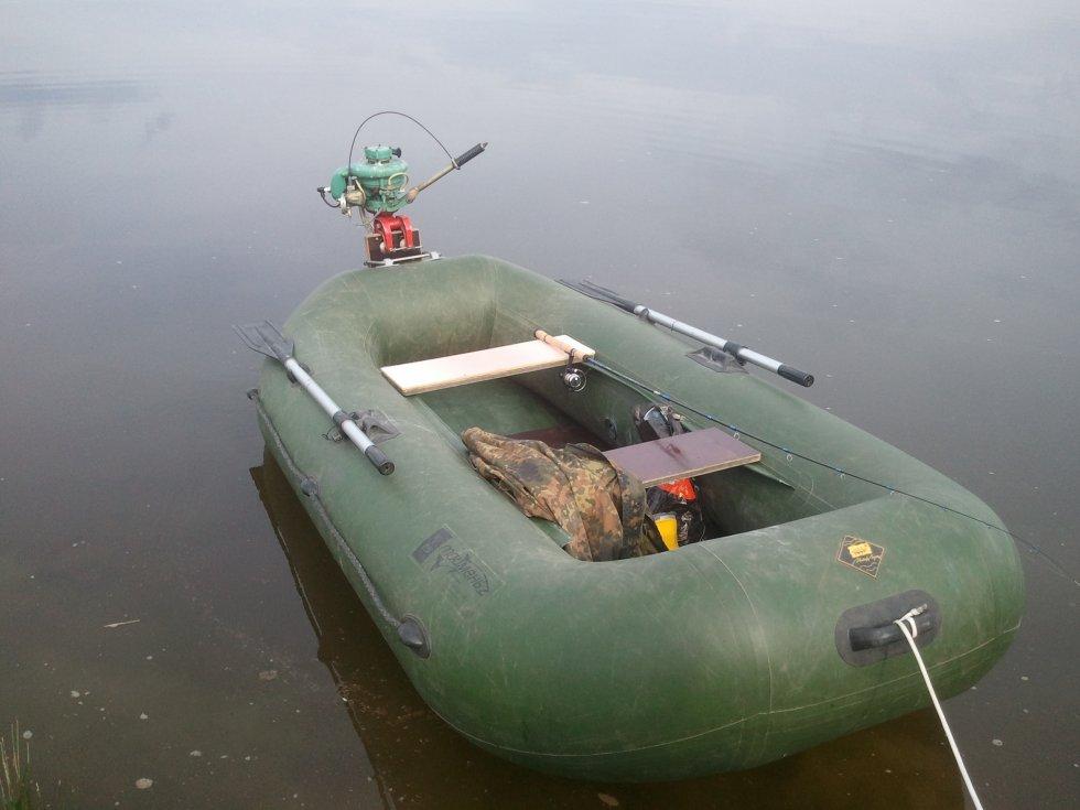 гибридные моторные лодки