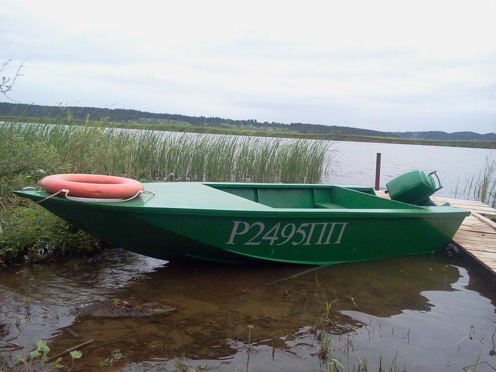 Как сделать були на лодку 344