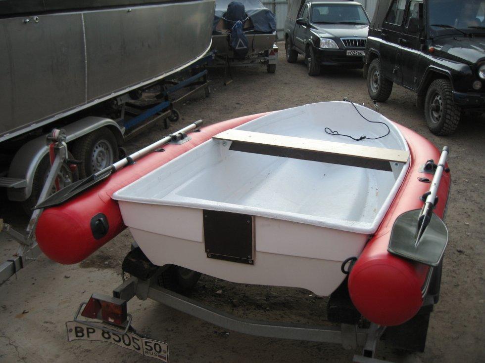 Быстросъемные баллоны для лодки