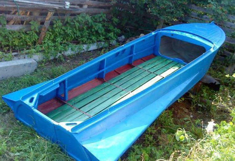 как обшить лодку дюралевую