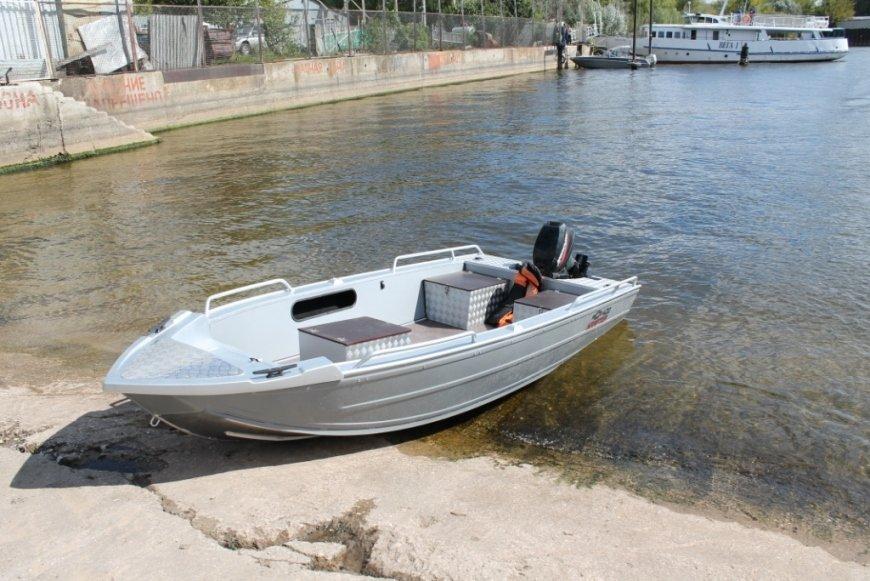 krafter 420 лодка
