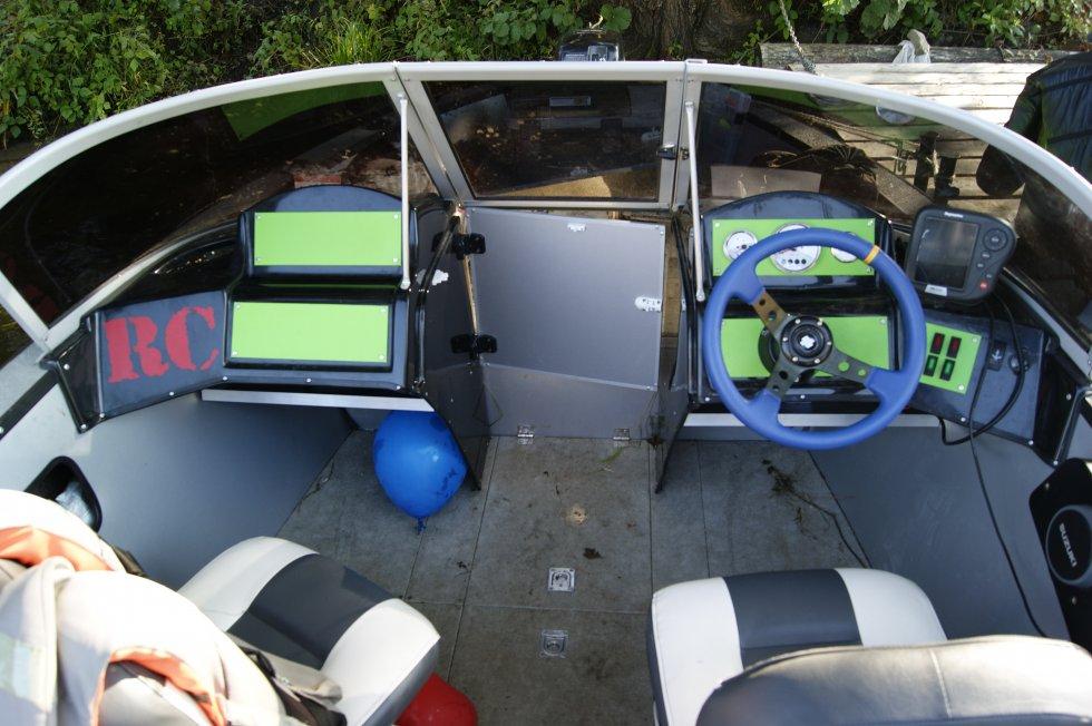 Катер rivercraft 47