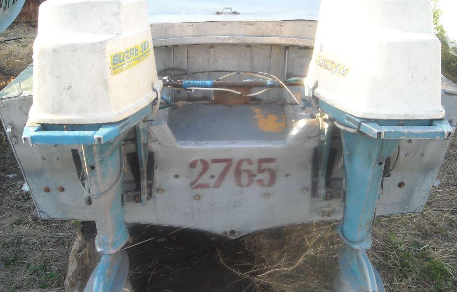 правильная установка лодочного мотора вихрь
