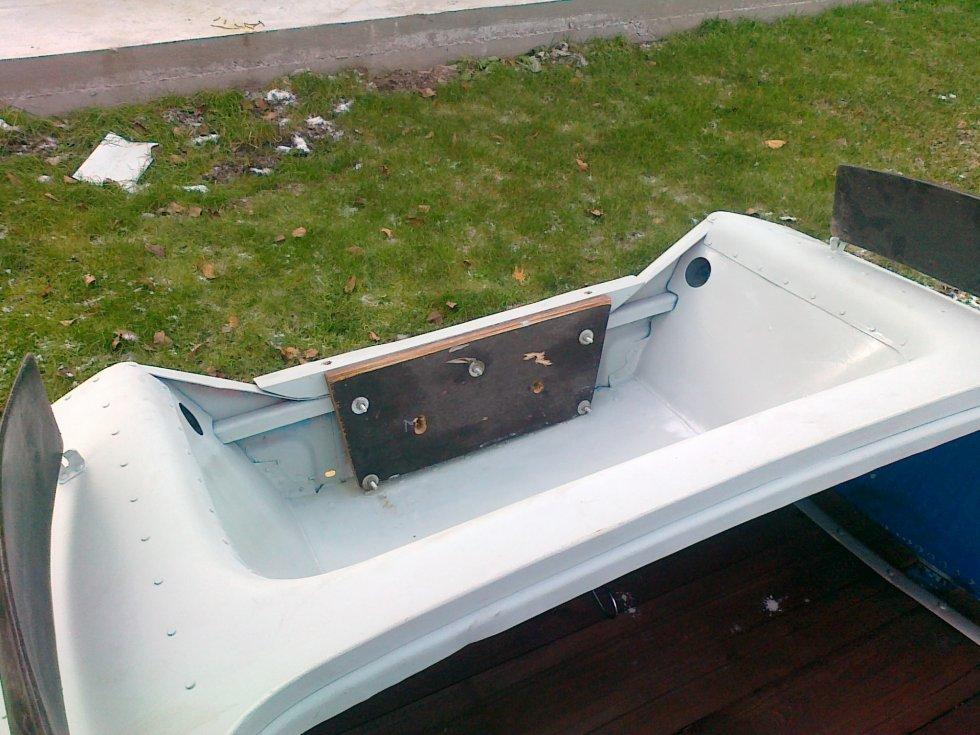 восстановление лодки обь 1