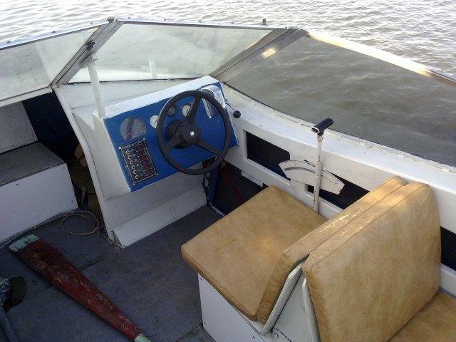 какие приборы в лодку