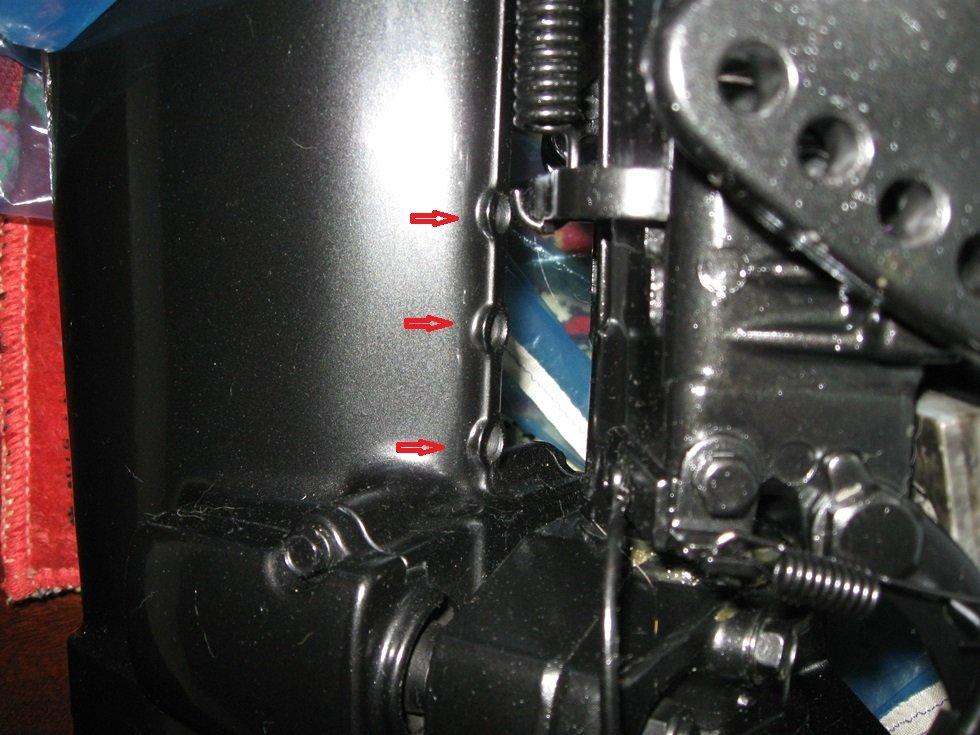 шум лодочных моторов
