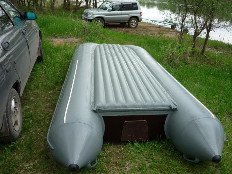тоннель для лодки