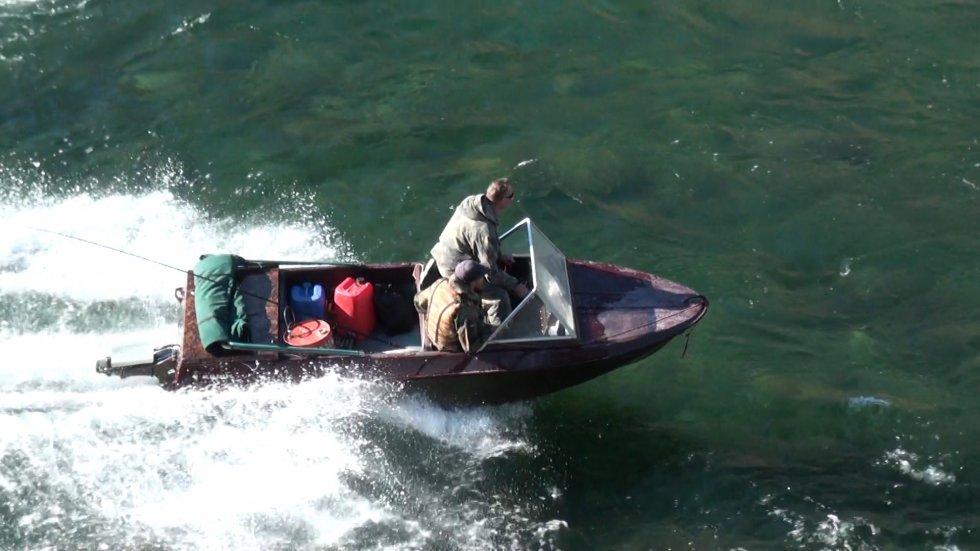 водомет на лодку крым