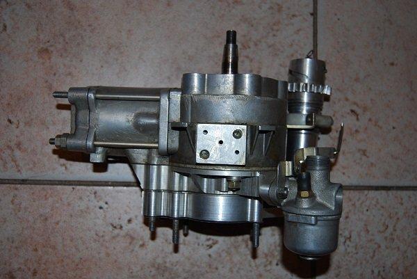 Ремонт лодочного мотор салют