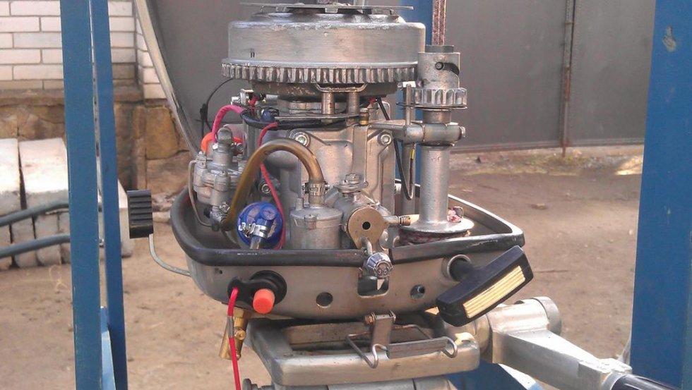 шатун мотора ветерок 8 м