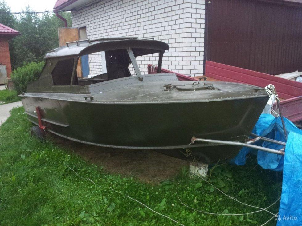 из какого металла делают лодки казанка