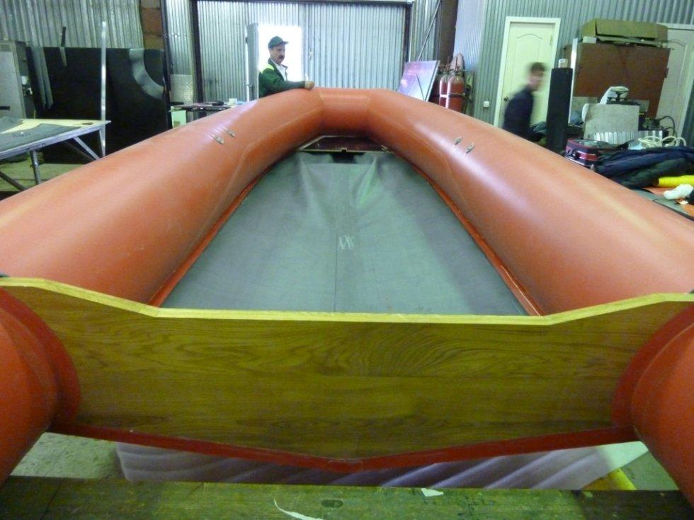стрингера надувных лодок