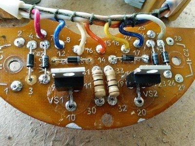 Электронное зажигание для ветерка 8 своими руками