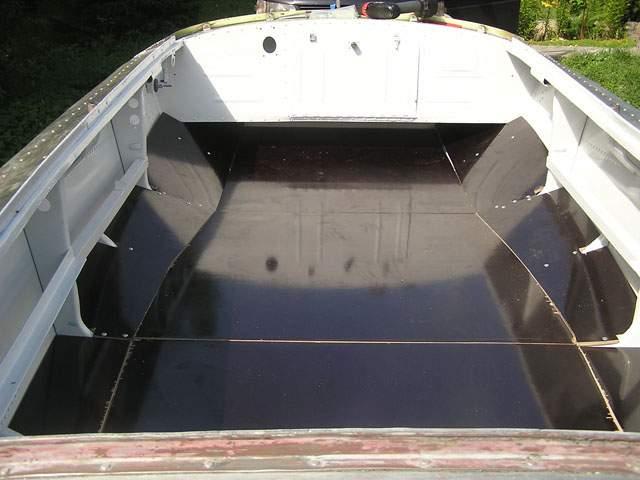 лодка таврида настройка  фюзеляж бортов равно полов фанерой фото