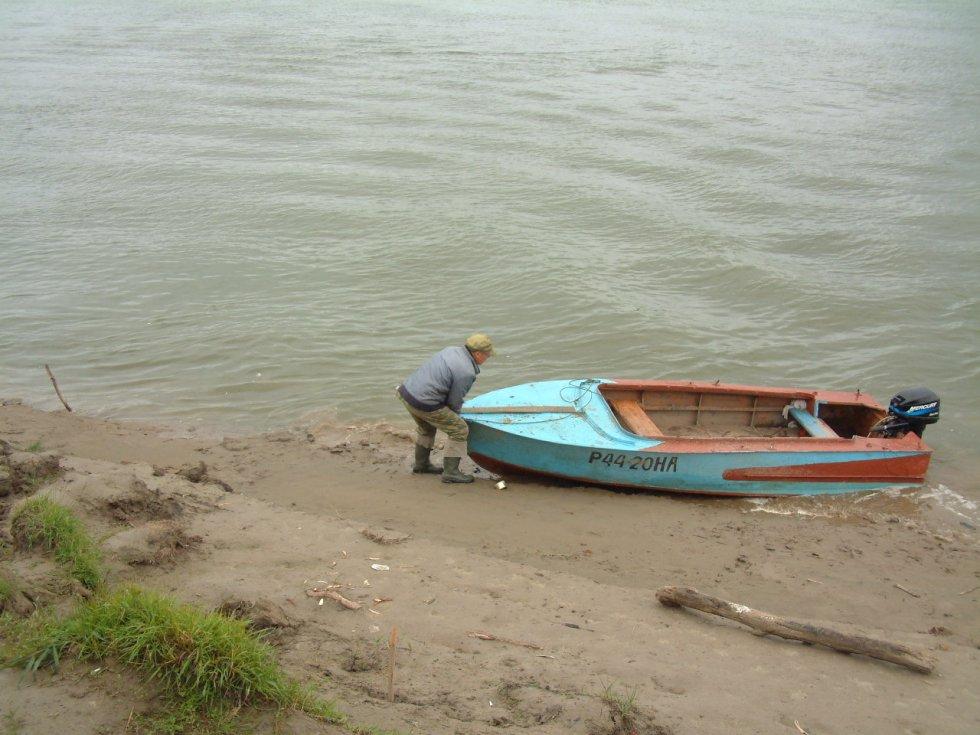какую лодку взять