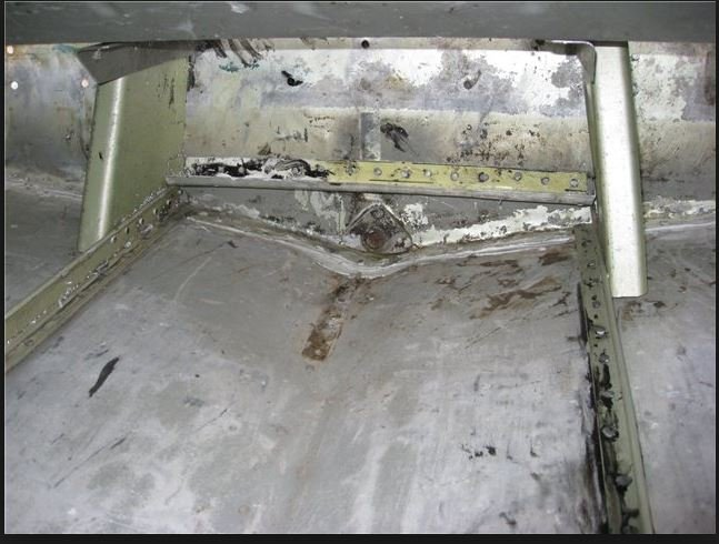 Ремонт транцевой доски катера