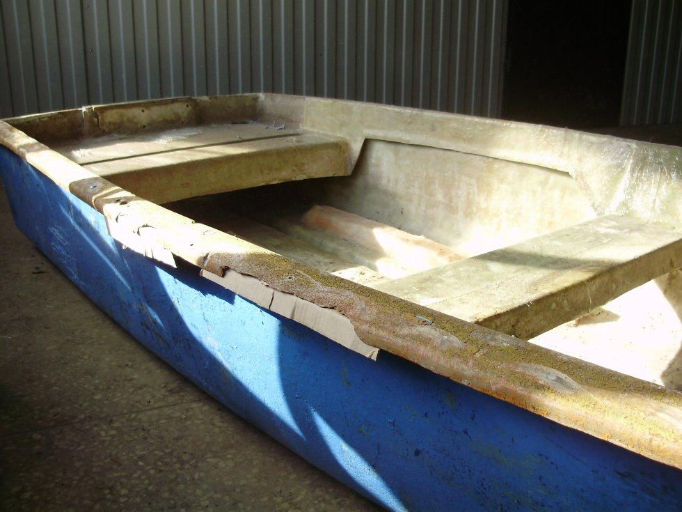 смола для лодки