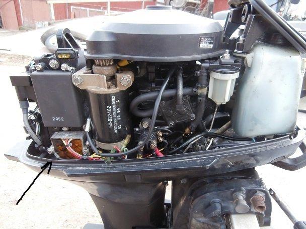 лодочный мотор хонда не развивает обороты