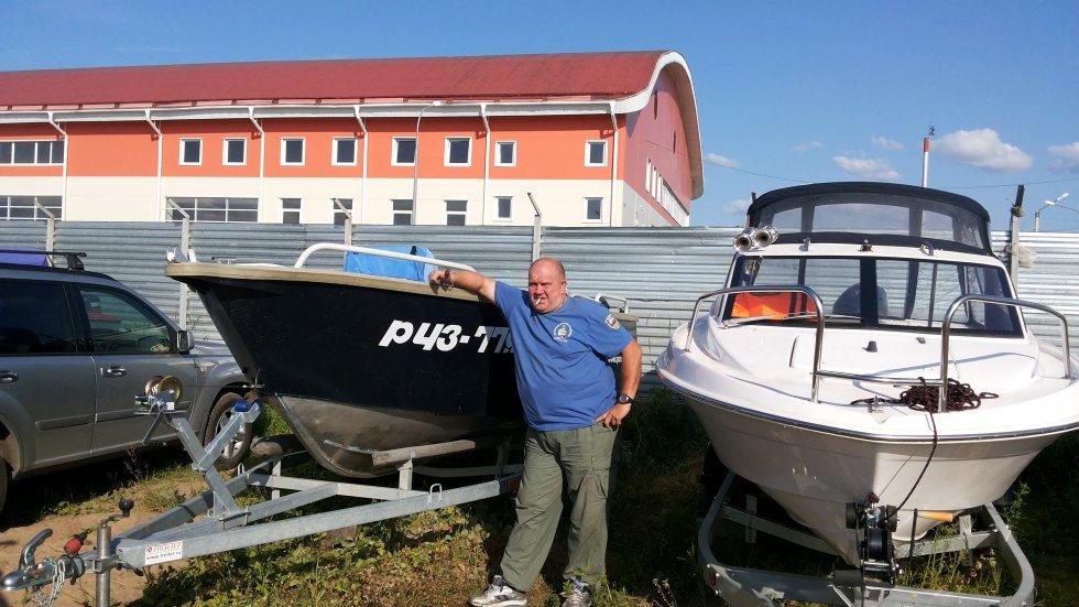 купить алюминиевый катер для рыбалки в москве