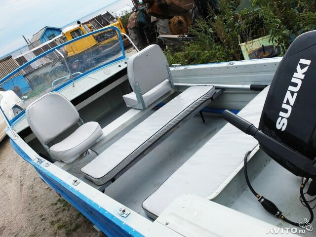 фото лодка воронеж