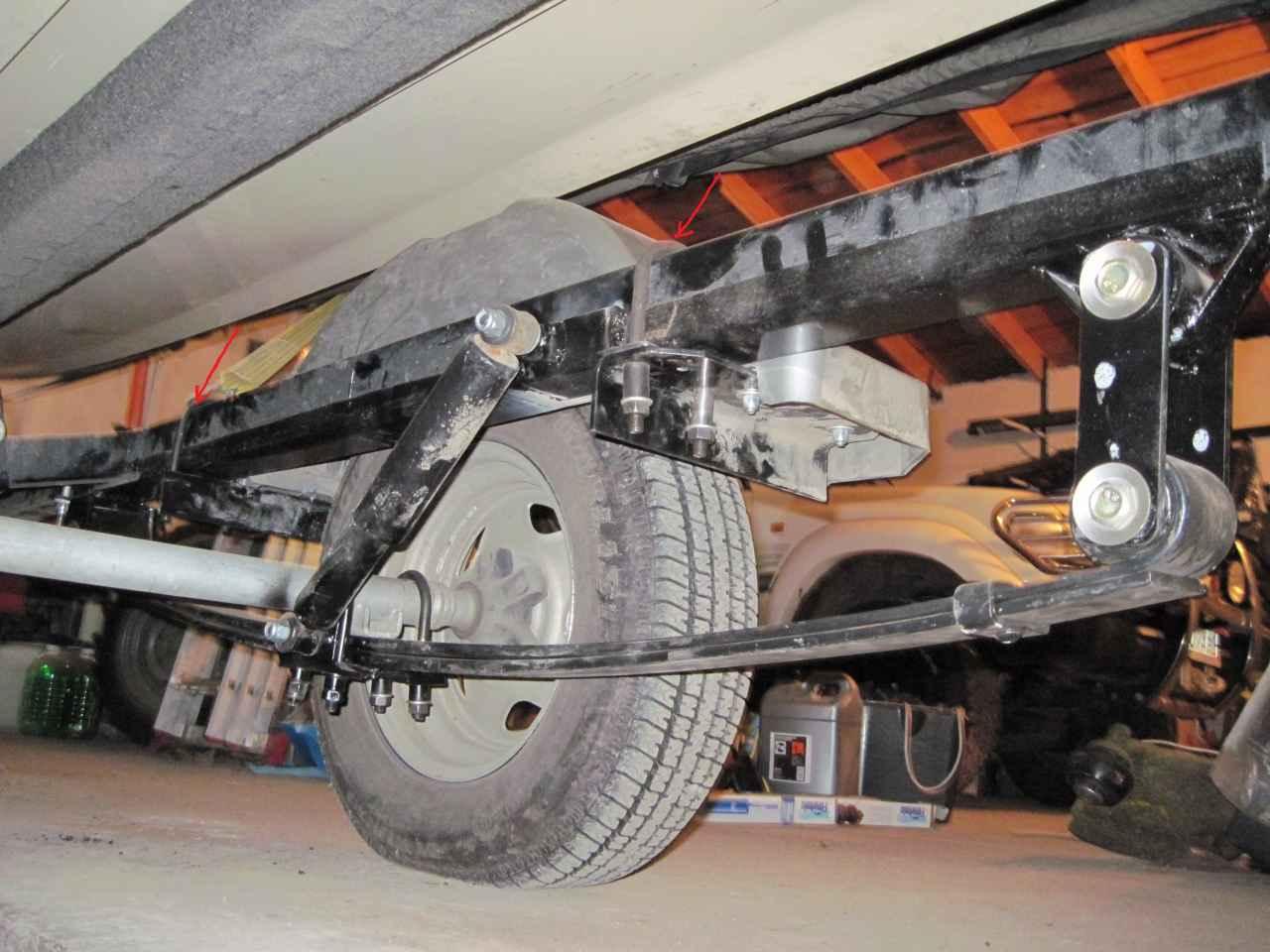 Скиф 500 прицеп ремонт подвески своими руками 18