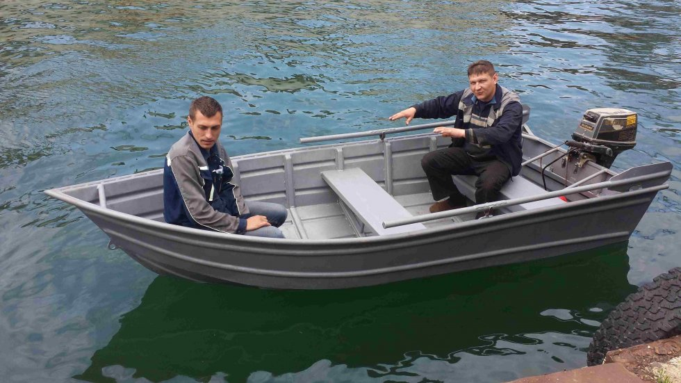 лодки и катера для охоты и рыбалки из амг