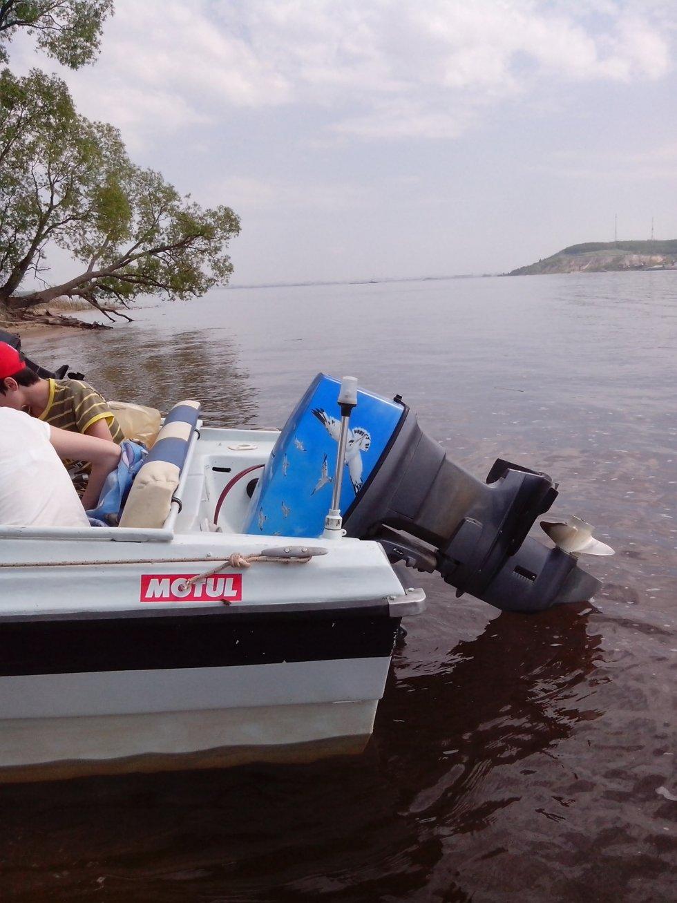 корпус лодок из легких сплавов