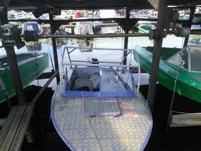 лодки пвх г-образная