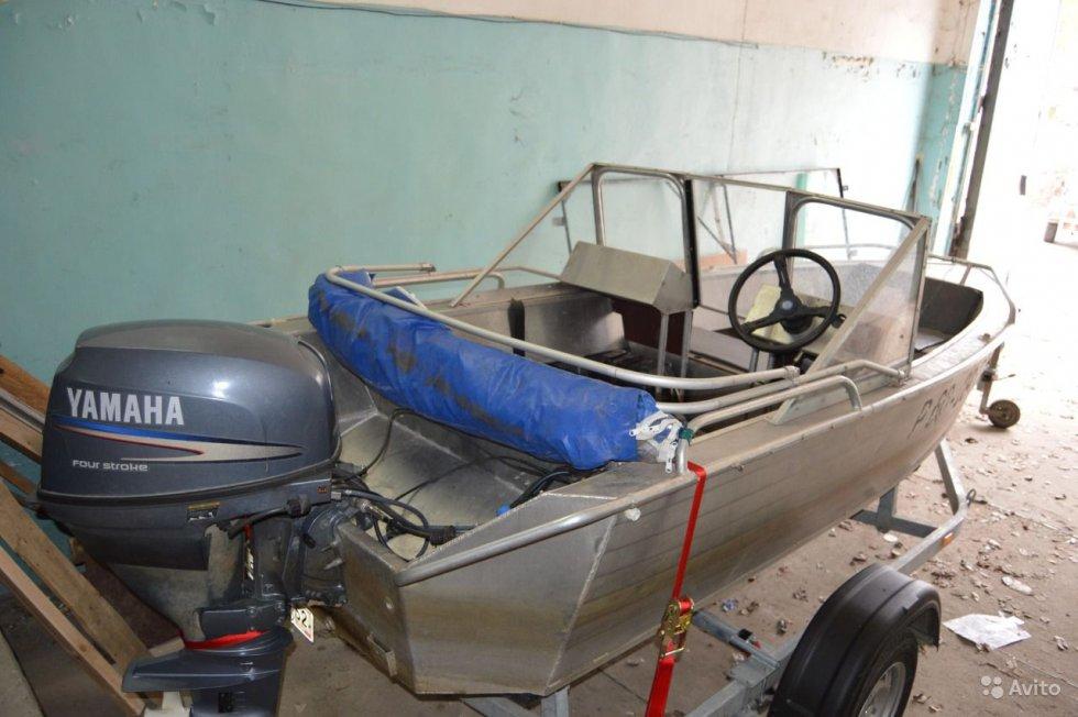 фото тюнинг алюминиевых лодок