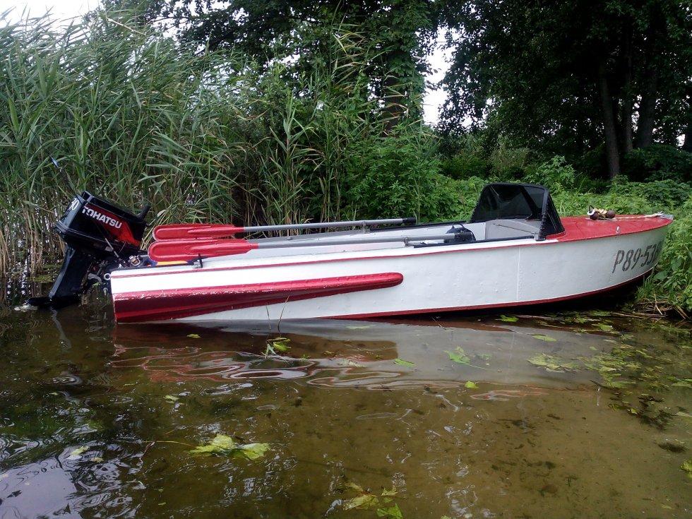 лодка метла видео