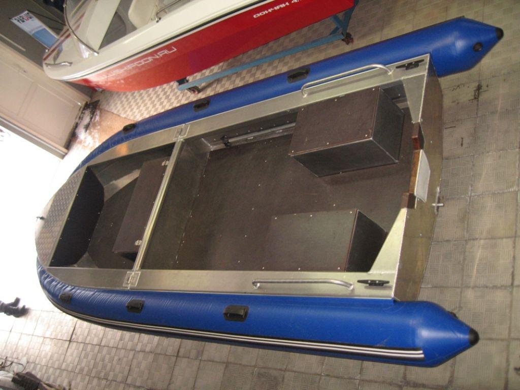 лодки с алюминиевым корпусом