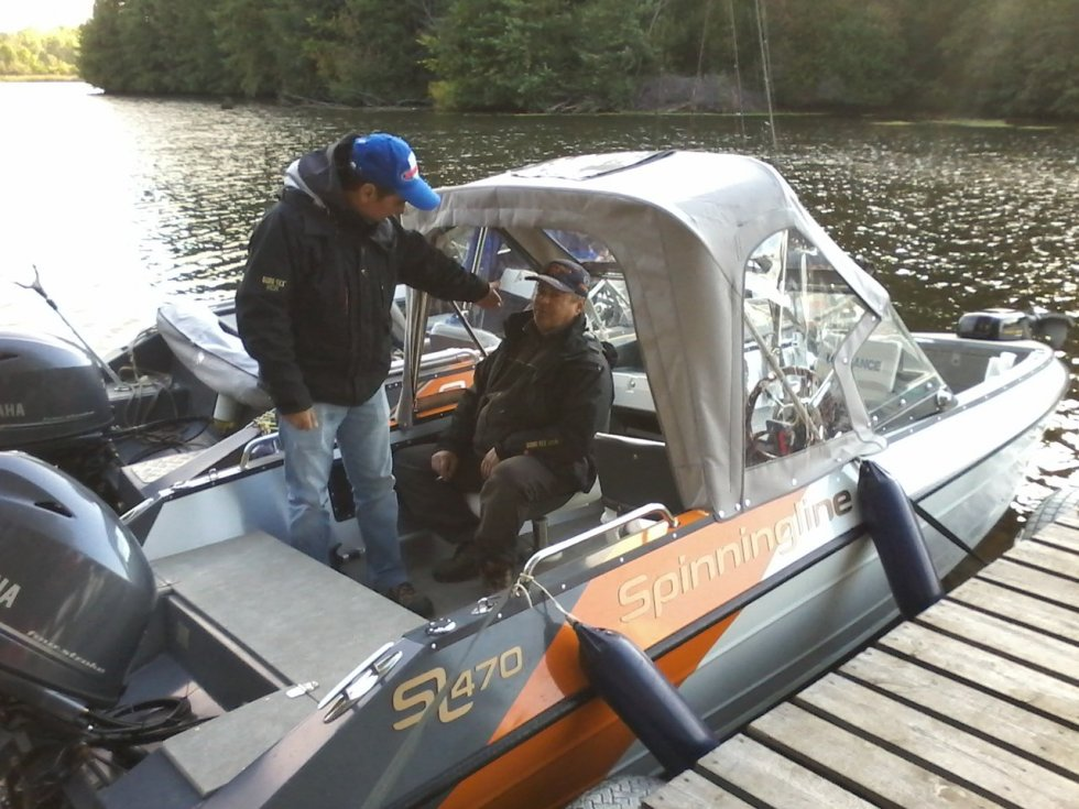 лодка спиннинглайн 470 официальный сайт
