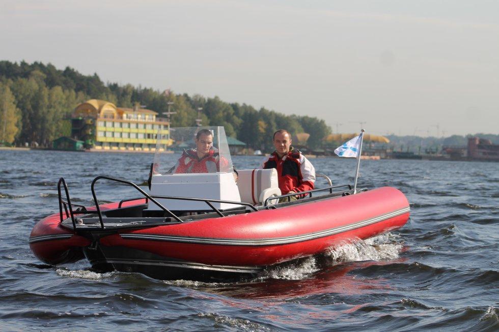 лодка урал 28ф
