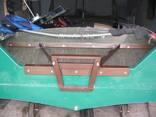 Как своими руками сделать транец к лодке