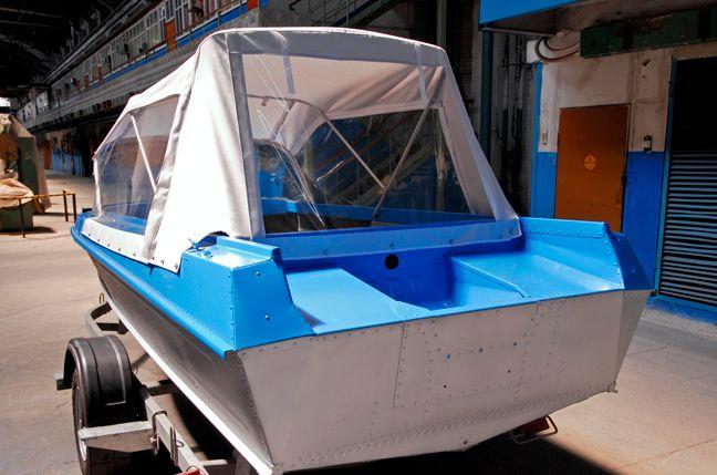 из рук в руки лодка казанка 5м4