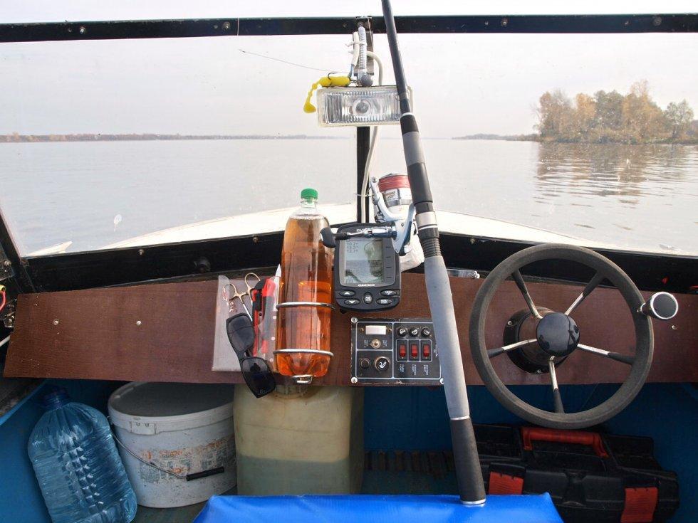 штурвалы для лодок купить