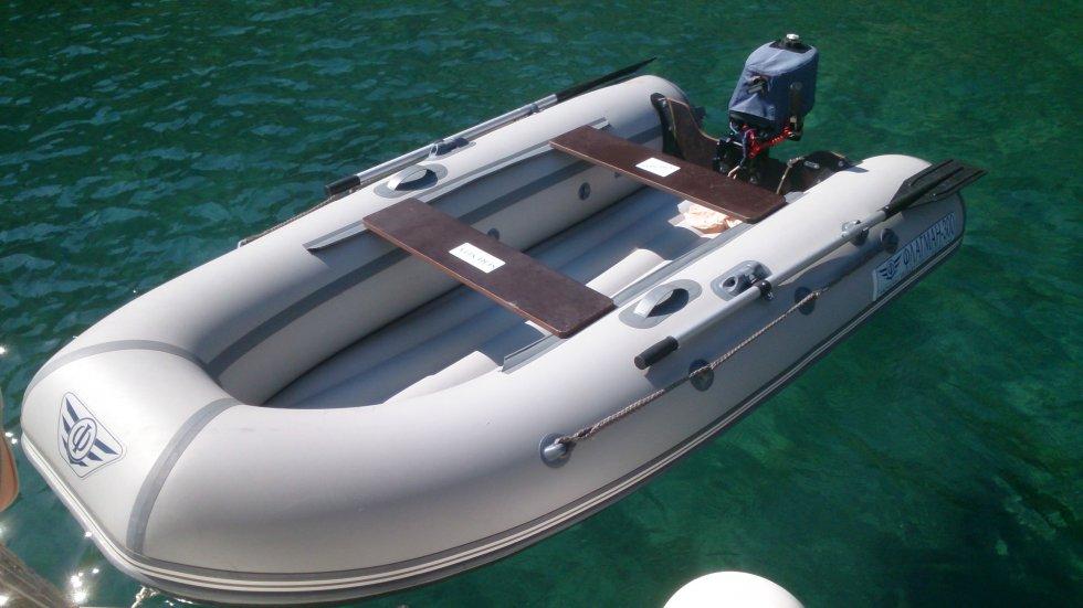 лодка пвх флагман 320 тюнинг