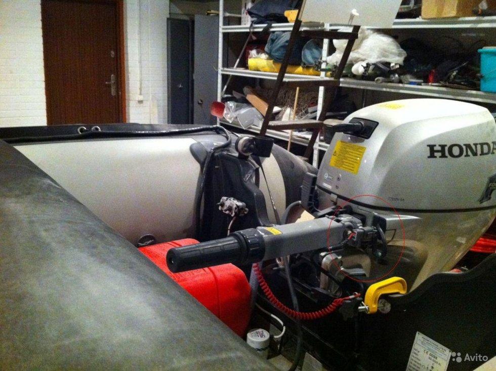 лодочный мотор хонда бф20