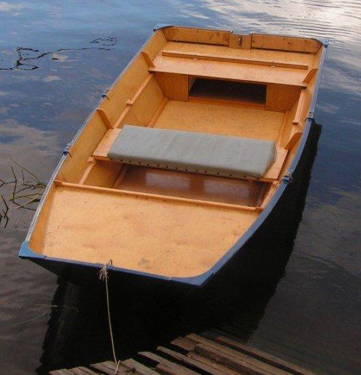 лодка фанерная складная