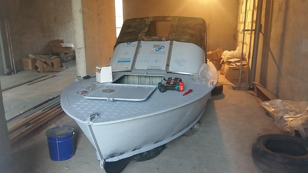Краска для лодок в твери