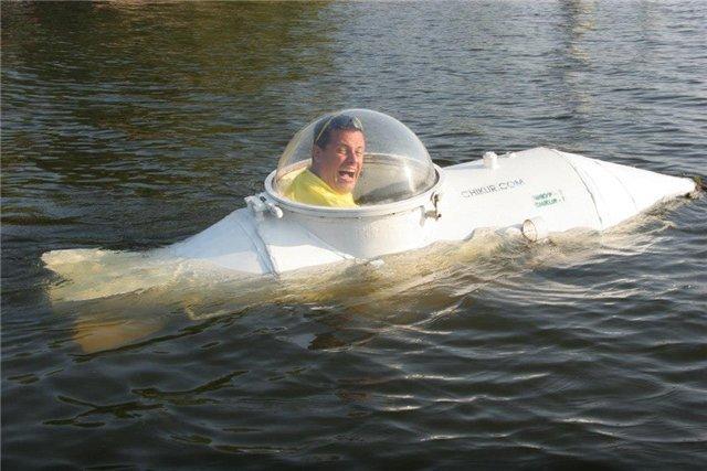 сколько длится поход на подводной лодке