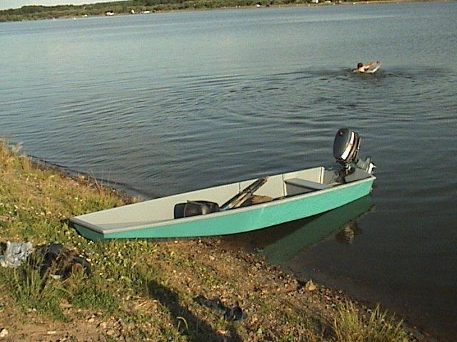 лучшая лодка под водомет